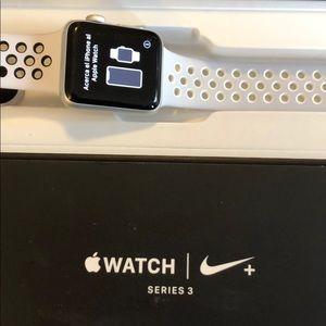 Accessories - Series 3 apple/Nike watch